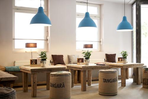 Galerie Cafe Interior Design Studio Uwe Gaertner