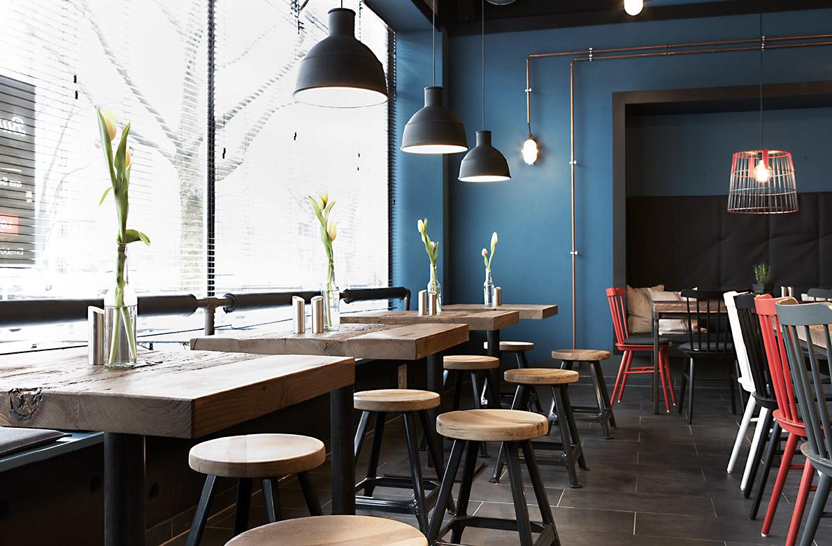 3 Design Burgerrestaurant