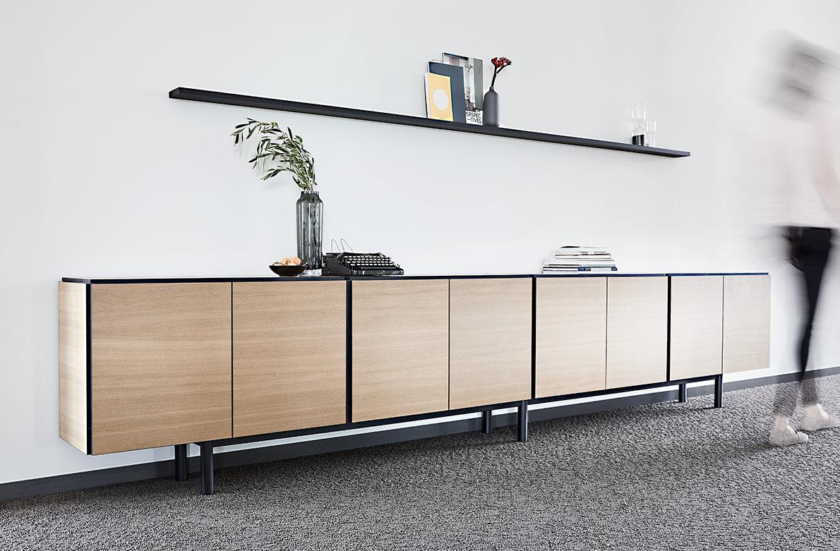 4 Bueroeinrichtung-Sideboard