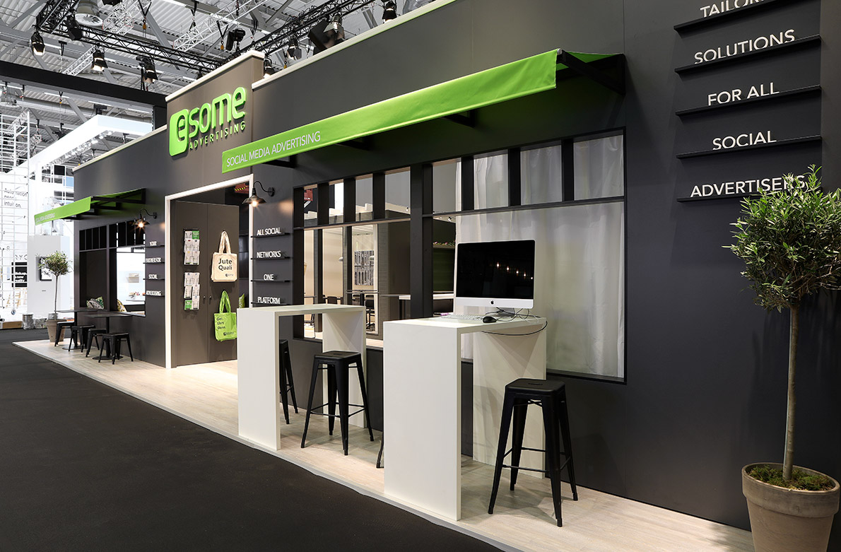 5 Messestand Design