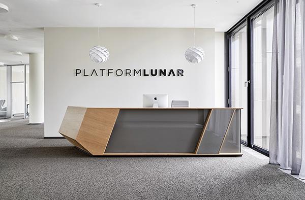 INTERIOR DESIGN Büro Platformlunar Hamburg